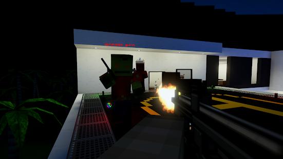 Pixel Strike 3D - náhled