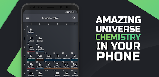 Periodic table 2018 apps on google play urtaz Image collections