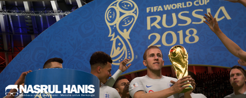 FIFA 18: FIFA World Cup Russia