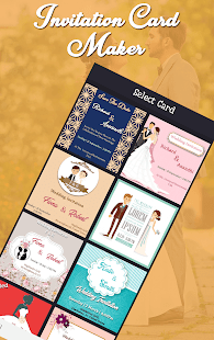 Download Invitation card maker & greeting cards making app For PC Windows and Mac apk screenshot 1