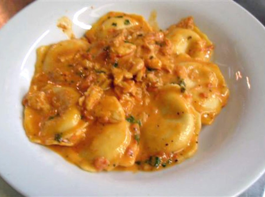 Lobster Ravioli Recipe | Just A Pinch Recipes