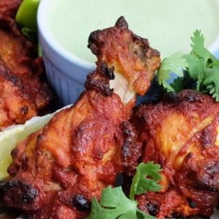 Crispy Tandoori Chicken Drumlets