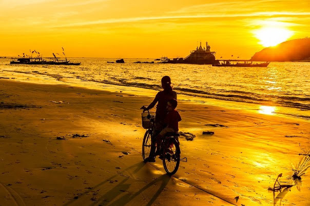Ngapali Beach Bicycle