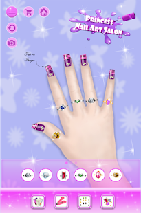 Nail art dress up salon 2 android apps on google play nail art dress up salon 2 screenshot thumbnail prinsesfo Images