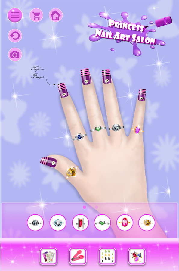 Addition Games Dress Up Nails On Nail Free