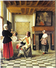 Photo: 1660's A wealthy home.