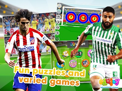 La Liga Educational games MOD APK (Unlimited Money) 3