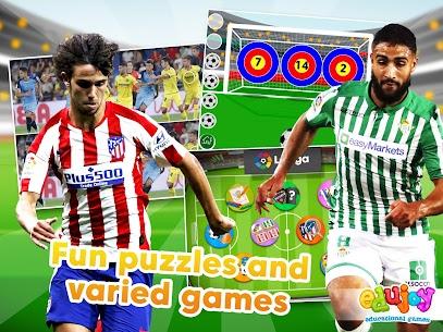 La Liga Educational games MOD APK (Unlimited Money) 3