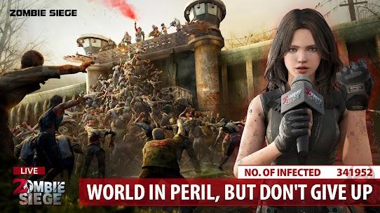 Zombie Siege: 0.1.453 Last Civilization MOD APK (UNLIMITED CASH) 2