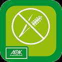 AOK glutenfreie Rezepte icon