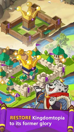 Kingdomtopia: Idle Animal Tycoon screenshots 2