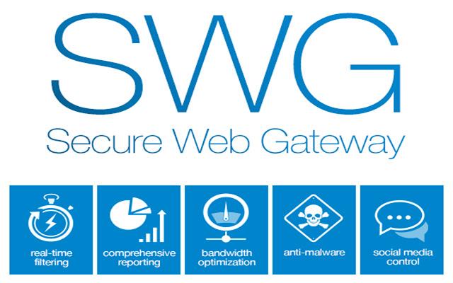 SWG — Secure Web Gateway™