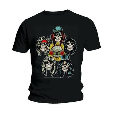 T-Shirt - Vintage Heads
