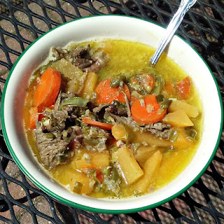 Healing Beef and Lamb Heart Stew (AIP, GAPS Intro)
