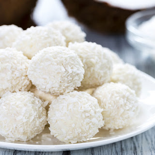 White Chocolate Coconut Truffle Recipes