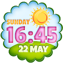 Clock Weather Widget icon