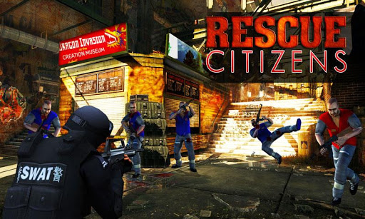 Swat Sniper 3D: City Rescue