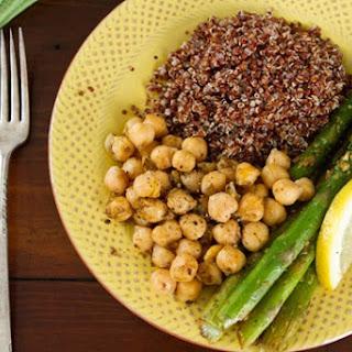 20 Minute Vegan Dinner for Two