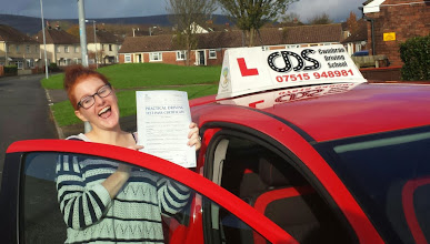 Photo: cwmbran driving school lauren