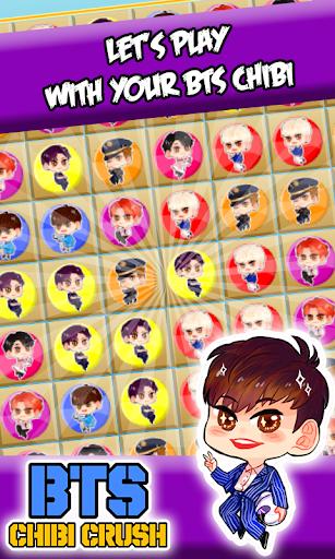 BTS Games - Chibi Crush 2.1 screenshots 1