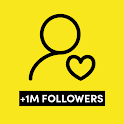 TikBoost - Get followers & likes & fan booster FYP icon