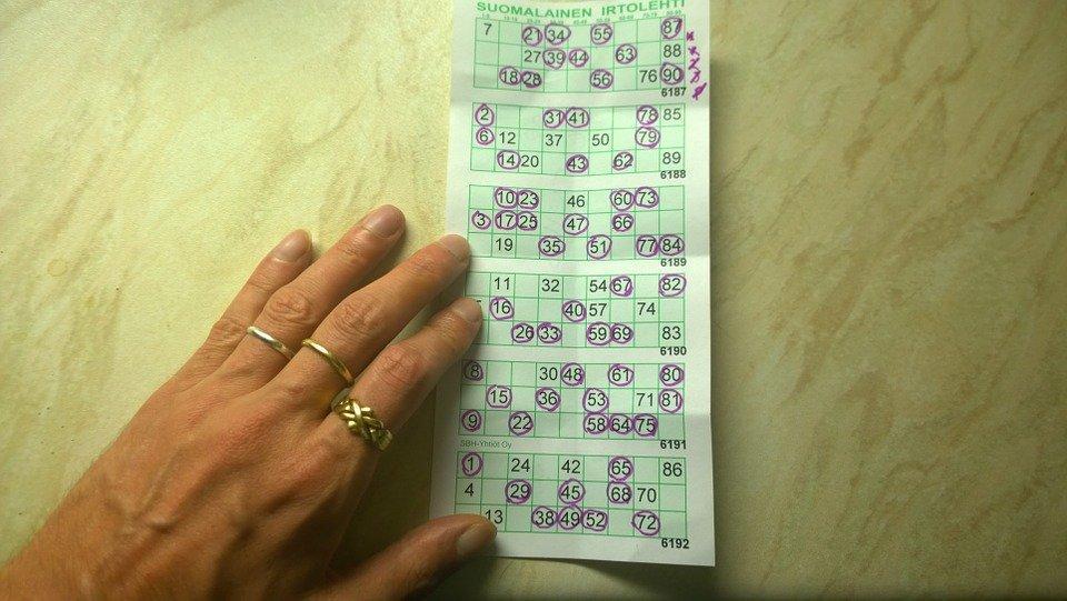Health benefits of bingo