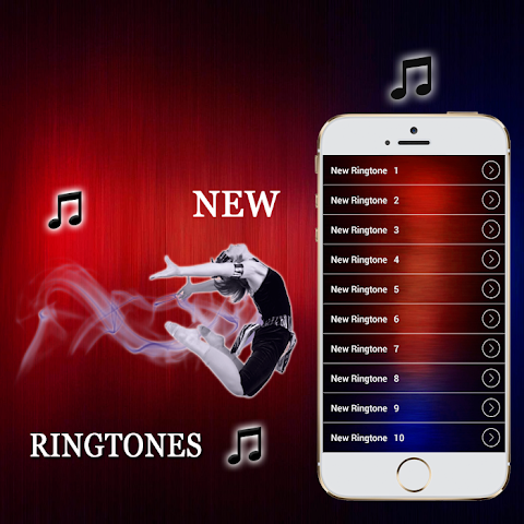 android New Ringtones 2016 Screenshot 2