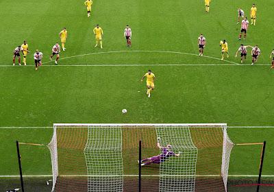Penaltymisser van Mitrovic komt Fulham heel duur te staan tegen Sheffield