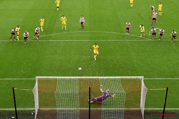 🎥 Penalty manqué d'Aleksandar Mitrovic qui coûte cher à Fulham