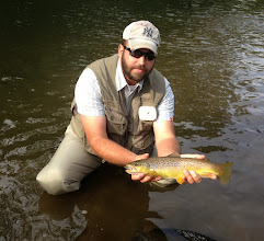 Photo: Nice fish on the Mad River in Ohio