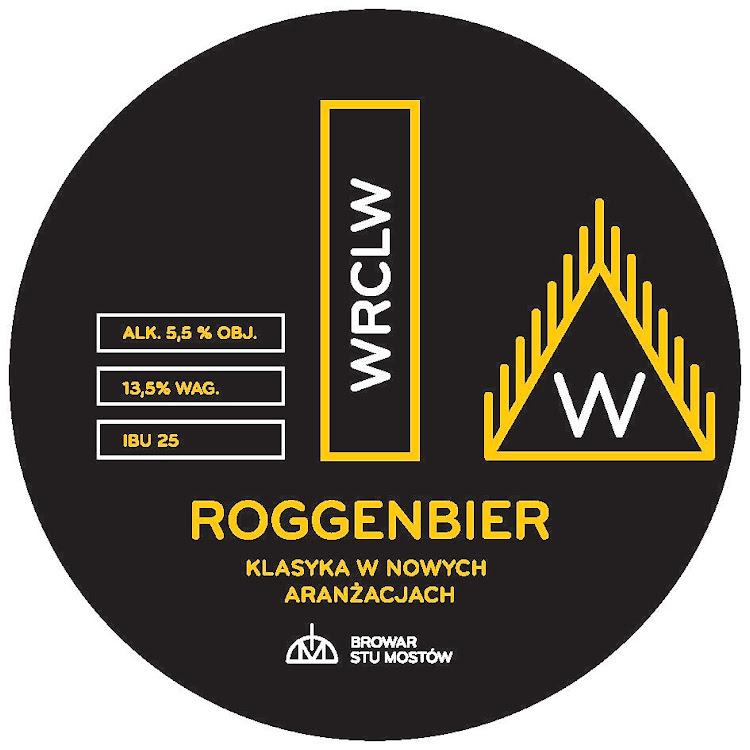 Logo of WRCLW Roggenbier