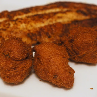 Justin Wilson's Hush Puppies