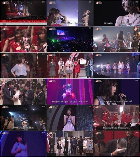 (TV-Music)(1080i) AKB48G – 第6回 AKB48紅白対抗歌合戦 (スカパー!) 170114