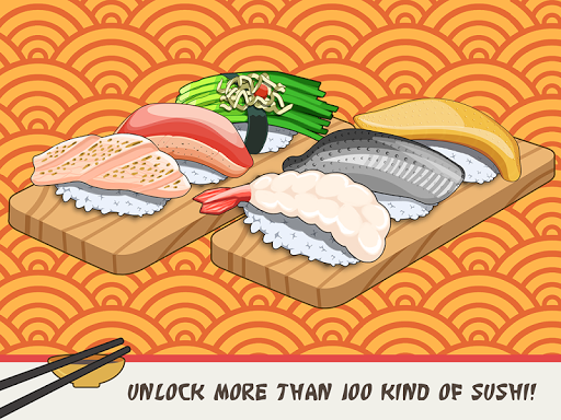 Sushi Friends-Best&Fun Restaurant Game for Girls 1.0.3 screenshots 12