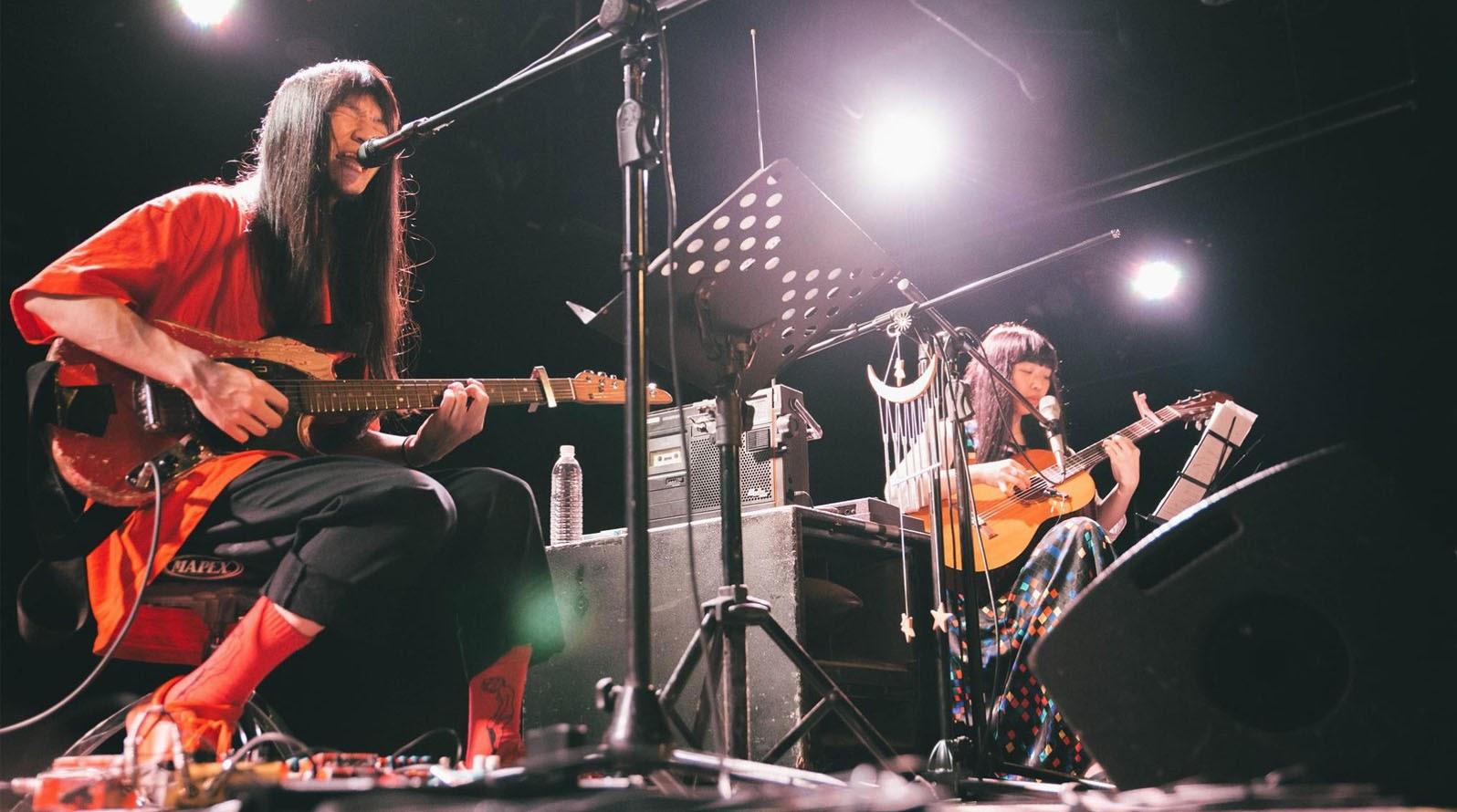 如孩子般地純真把玩音樂 將聽者深深吸入無限飄渺空靈的三度空間 青葉市子 × NUUAMM台灣公演報導