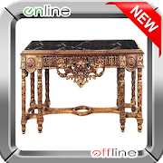Wood Table Designs by tasukiapps icon