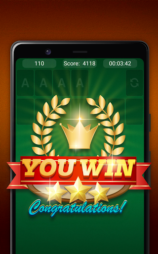 Solitaire apkmr screenshots 7