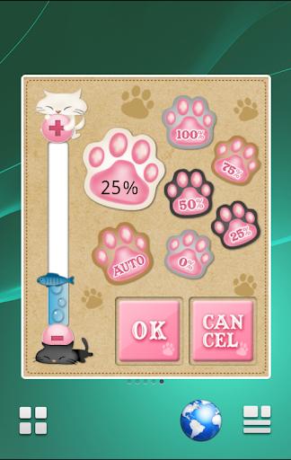 無料工具Appの猫咪的画面亮度调节|記事Game