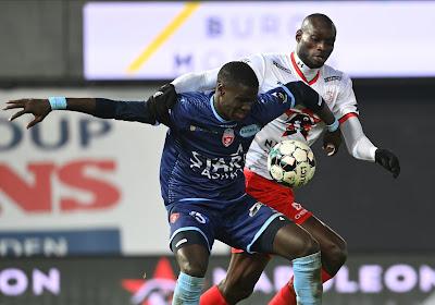 Des débuts encourageants pour El Hadji Gueye avec Mouscron