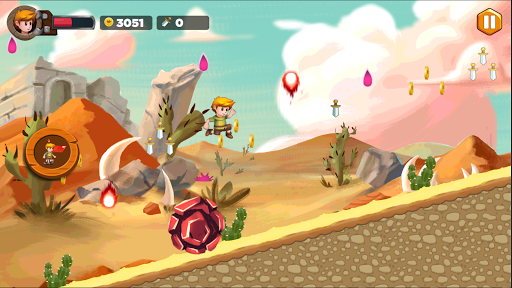 Tiny Jack: Platformer Adventures (PVP Multiplayer) 1.6.1 screenshots 16