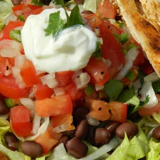 Healthy Chicken Taco Salad Recipes