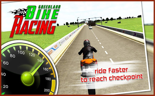 Greenland's Bike Racing 3D