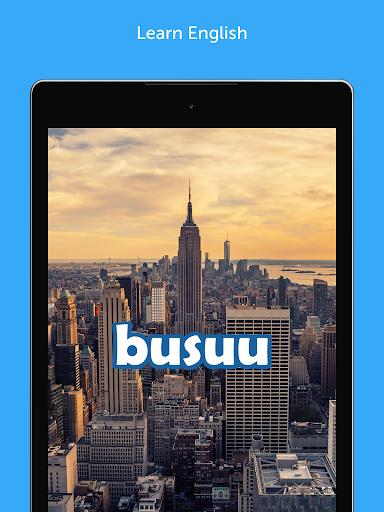 Learn to speak English with busuu 13.1.0b.15 screenshots 9