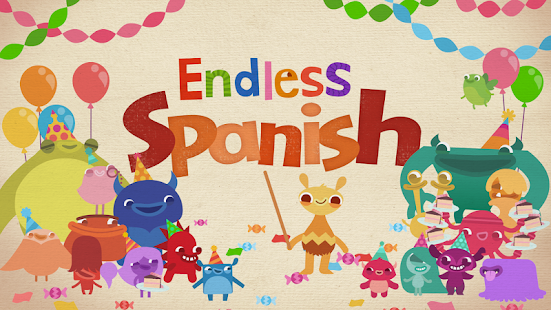 Endless Spanish- screenshot thumbnail