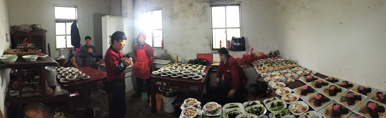 Baby banqueting, China di Babemc