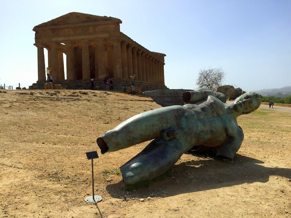 Долина Храмов в Агридженто - Сицилия за 8 дней