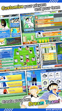 Captain Tsubasa: Dream Team APK screenshot thumbnail 5