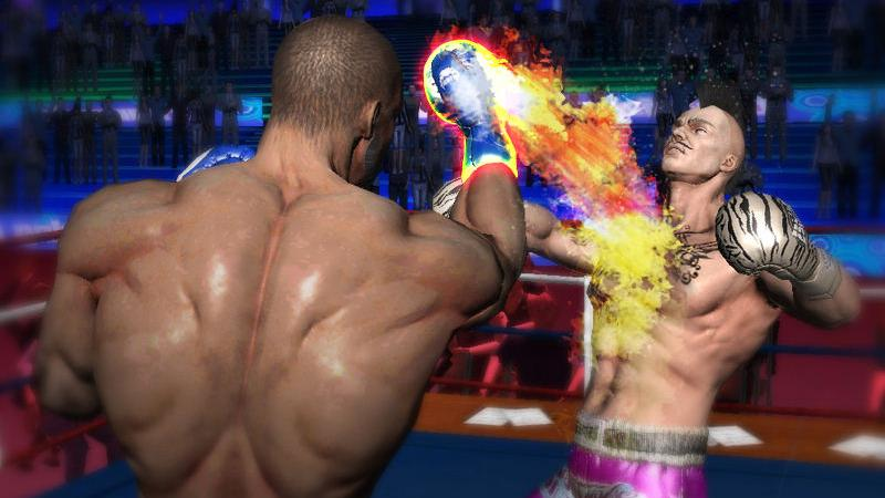 Punch Boxing 3D- screenshot