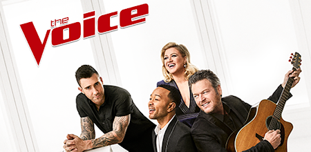 The Voice Official App on NBC APK poster