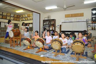 Photo: 【平成23年(2011) 太鼓開き】  夕刻より太鼓開き。本年初の稽古が行われ、上溝の街に1年振りの囃子の音色が響く。